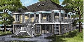 Plan Number 45639 - 1890 Square Feet