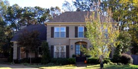 Traditional House Plan 45721 Elevation