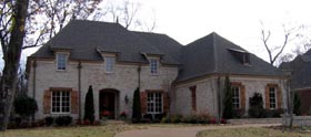 Country European House Plan 45761 Elevation