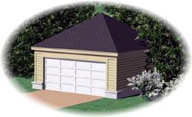 Garage Plan 45776