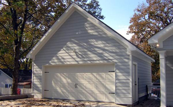 Traditional Garage Plan 45784 Elevation