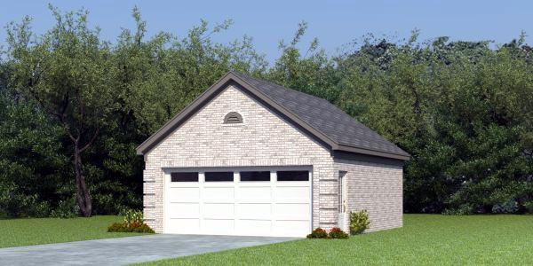 Garage Plan 45785