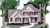 Plan Number 45814 - 1696 Square Feet
