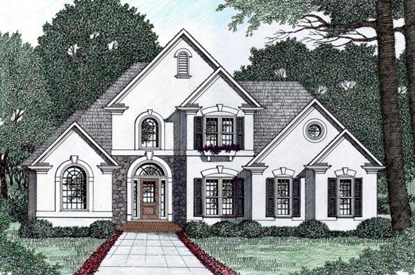 House Plan 45817