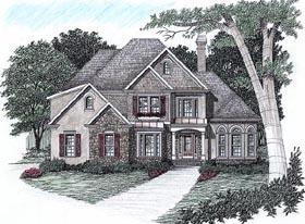 House Plan 45830