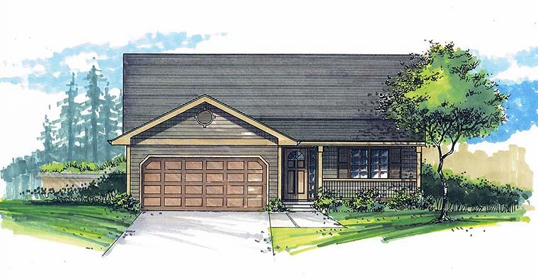 House Plan 46269