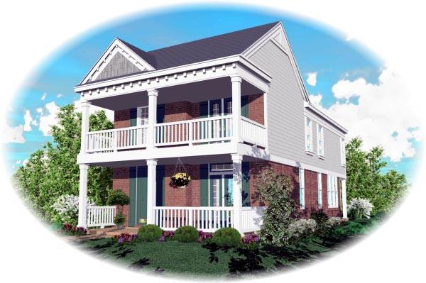 House Plan 46334