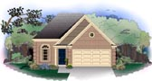 Plan Number 46405 - 1274 Square Feet