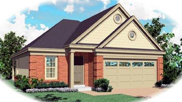House Plan 46425