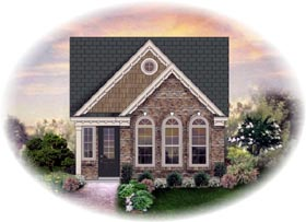 House Plan 46430