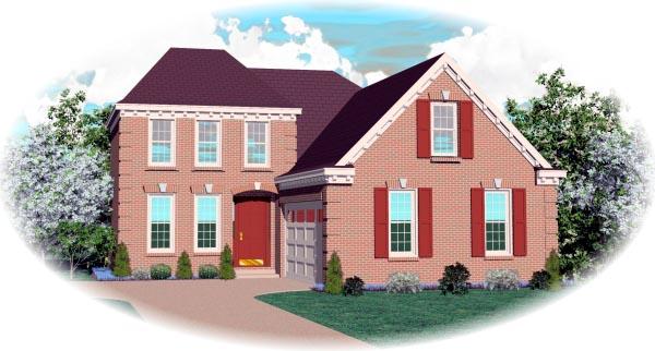 House Plan 46493