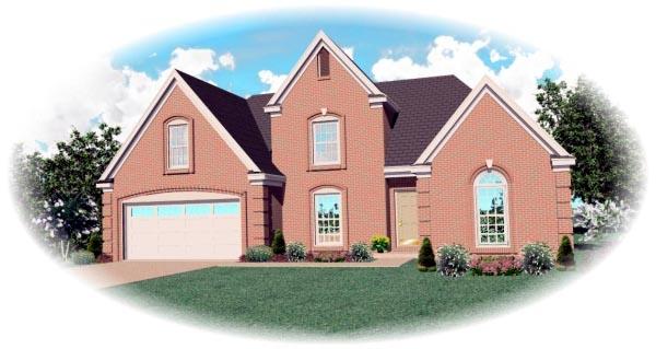 House Plan 46502