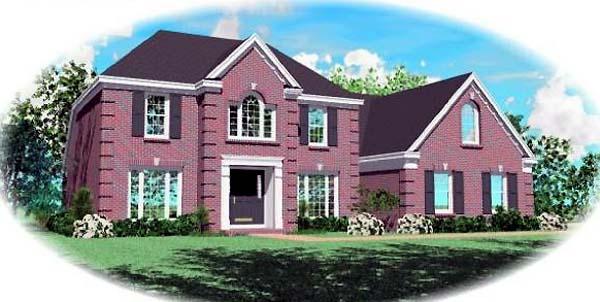 House Plan 46512