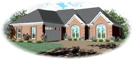 House Plan 46564