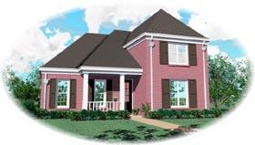 House Plan 46585