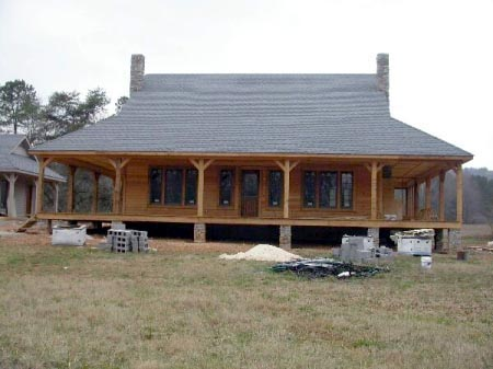 Country House Plan 46610