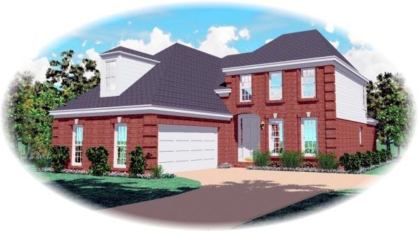 House Plan 46619