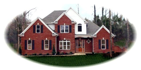 Tudor House Plan 46638 Elevation