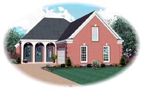 House Plan 46670
