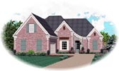 Plan Number 46703 - 1886 Square Feet