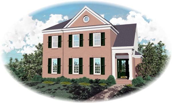 House Plan 46771