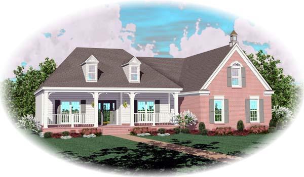 House Plan 46774