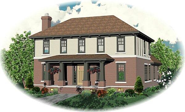 House Plan 46777