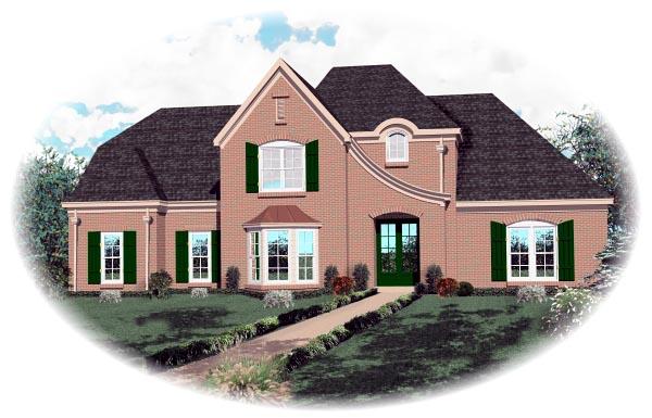 House Plan 46779