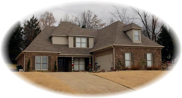 Traditional House Plan 46785 Elevation