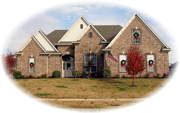 House Plan 46789