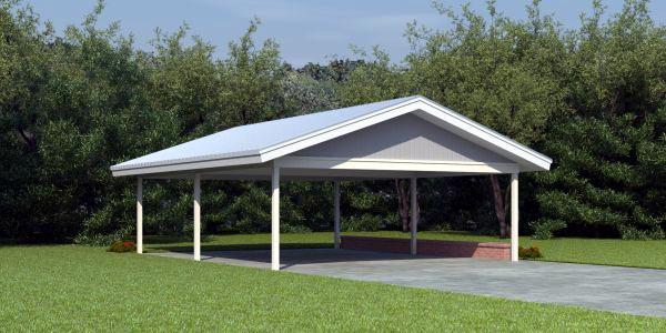 Garage Plan 46794
