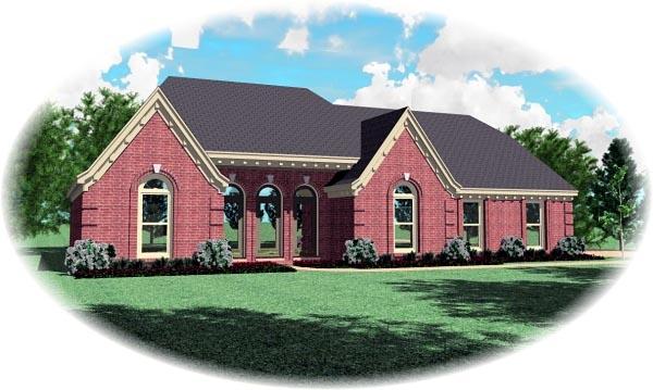 House Plan 46796