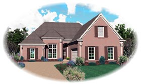 House Plan 46814