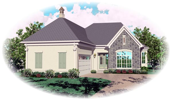 House Plan 46843