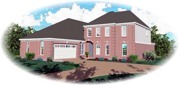 House Plan 46845
