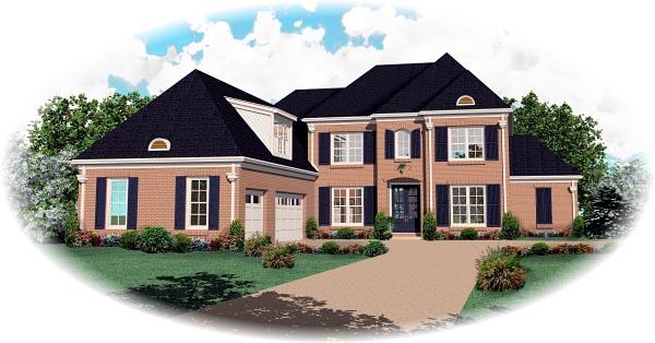 House Plan 46854