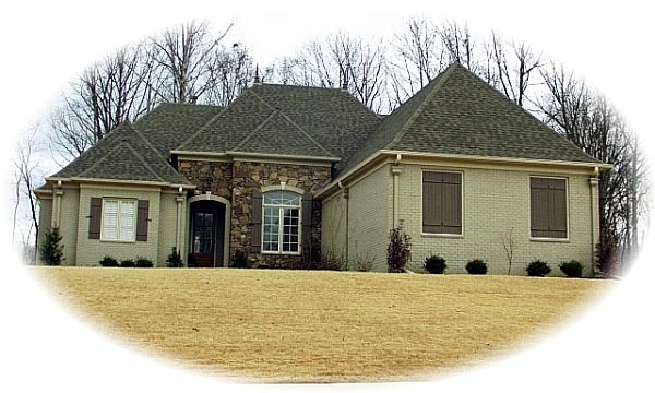 Traditional House Plan 46863 Elevation