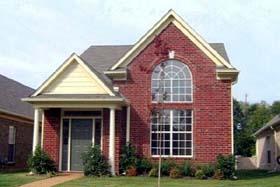House Plan 46880 Elevation