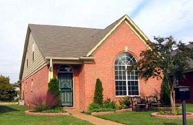 House Plan 46901 | Style Plan with 1775 Sq Ft, 3 Bedrooms, 3 Bathrooms, 2 Car Garage Elevation