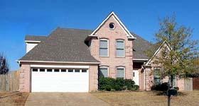 House Plan 46913 Elevation
