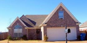 House Plan 46921 Elevation