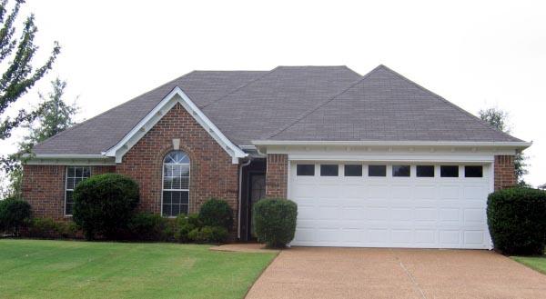 House Plan 46929 Elevation