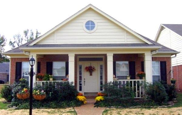 House Plan 46939 Elevation