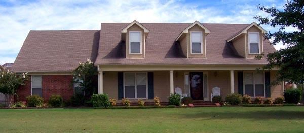 House Plan 46945 Elevation