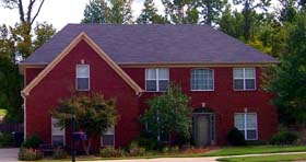 House Plan 46953 Elevation