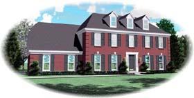 Plan Number 46961 - 2857 Square Feet