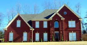 House Plan 46968 Elevation