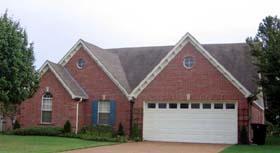 House Plan 46974 Elevation