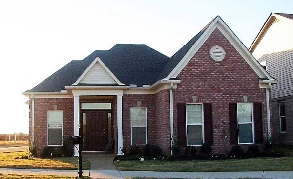 House Plan 46975 Elevation