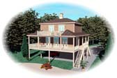 Plan Number 47006 - 1731 Square Feet